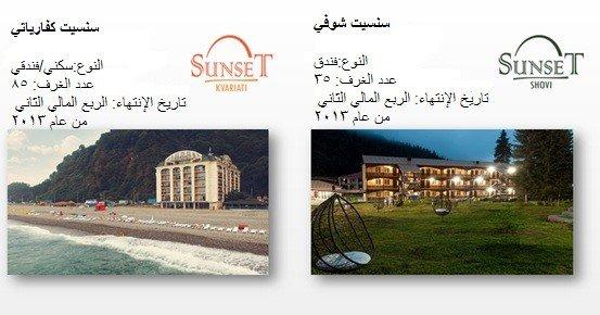 الفنادق والضيافة